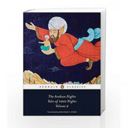 2: The Arabian Nights: Tales of 1,001 Nights by Lyons Malcolm Book-9780140449396