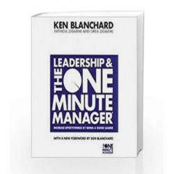 Leadership and the One Minute Manager by Blanchard, Kenneth Book-9788172230364
