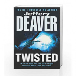 Twisted by Jeffery Deaver Book-9780340833896