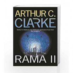 Rama II (GollanczF.) by Arthur C. Clarke Book-9780575077225
