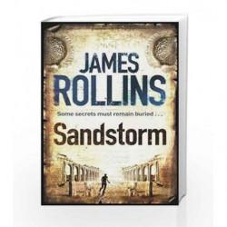 Sandstorm (SIGMA FORCE) by James Rollins Book-9781409117513