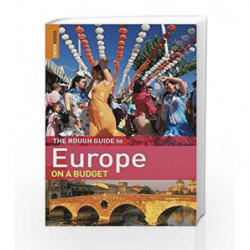 The Rough Guide to Europe On A Budget by Guides, Rough Book-9781848364585