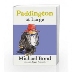 Paddington at Large by Michael Bond Book-9780006753636
