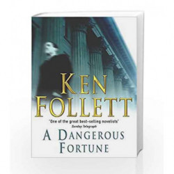 A Dangerous Fortune by Ken Follett Book-9780330332651