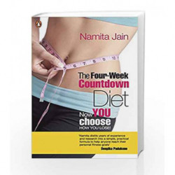 The Four-Week Countdown Diet by Namita Jain Book-9780143067818