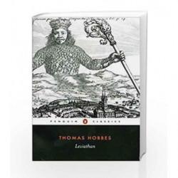 Leviathan (Penguin Classics) by Thomas Hobbes Book-9780140431957