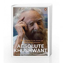 Absolute Khushwant by Khushwant Singh Book-9780143068716