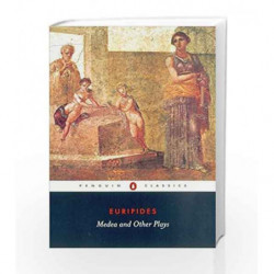 Medea and Other Plays (Penguin Classics) by Euripides Book-9780140449297