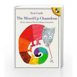 The Mixed-up Chameleon (Picture Puffins) by Eric Carle Book-9780140506426