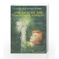 Nancy Drew 09: the Sign of the Twisted Candles by Carolyn Keene Book-9780448095097