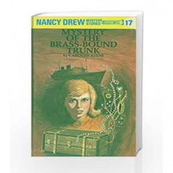 Nancy Drew 17: Mystery of the Brass-Bound Trunk by Carolyn Keene Book-9780448095172