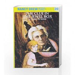 Nancy Drew 20: the Clue in the Jewel Box by Carolyn Keene Book-9780448095202