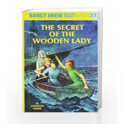 Nancy Drew 27: the Secret of the Wooden Lady by Carolyn Keene Book-9780448095271