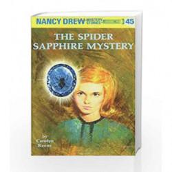 Nancy Drew 45: the Spider Sapphire Mystery by Carolyn Keene Book-9780448095455