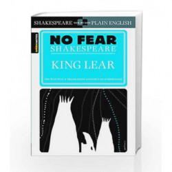 No Fear Shakespeare: King Lear by SparkNotes Editors Book-9781586638535