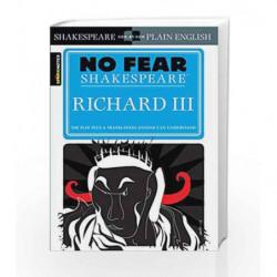 Richard III (No Fear Shakespeare) by William Shakespeare Book-9781411401020