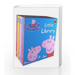 Peppa Pig: Little Library by NA Book-9781409303183