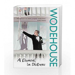 A Damsel in Distress by P.G. Wodehouse Book-9780099514138