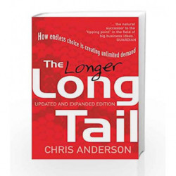 The Long Tail: How Endless Choice is Creating Unlimited Demand by Chris Anderson Book-9781847940360