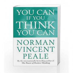 You Can If You Think You Can by Norman Vincent Peale Book-9780749310776