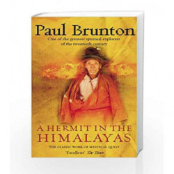 A Hermit in the Himalayas by Paul Brunton Book-9781844130429