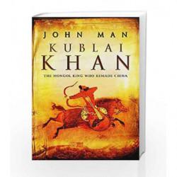 Kublai Khan by John Man Book-9780553817188