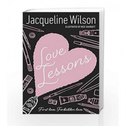 Love Lessons by Jacqueline Wilson Book-9780552553520