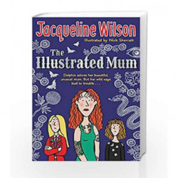 The Illustrated Mum by Jacqueline Wilson Book-9780440867814