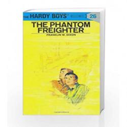 Hardy Boys 26: the Phantom Freighter (The Hardy Boys) by Franklin W. Dixon Book-9780448089263