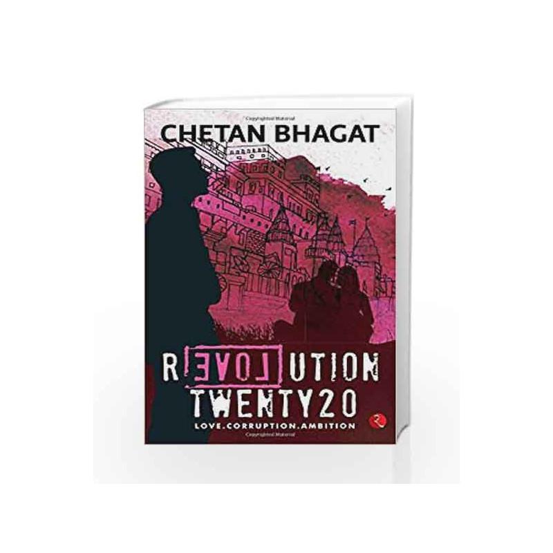 Revolution Twenty 20: Love. Corruption. Ambition by  Book-9788129135537