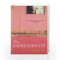 The Impressionist by Hari Kunzru Book-9780143029762