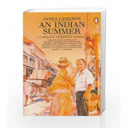 An Indian Summer (Travel Library) by Cameron, James Book-9780140095692