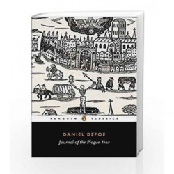 A Journal of the Plague Year (Penguin Classics) by Daniel Defoe Book-9780140437850
