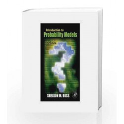 Introduction To Probability Models, 9/E by Ross Book-9788131209653