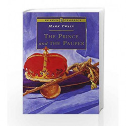 The Prince and the Pauper (Puffin Classic) by Mark Twain Book-9780140367492