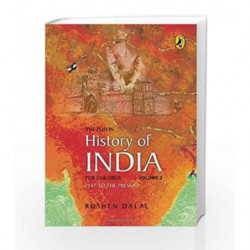 Puffin History of India for Children - 2 by Roshen Dalal Book-9780143335467
