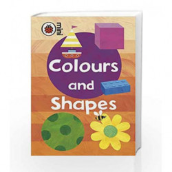 Colours and Shapes (Ladybird Mini) by Ladybird Book-9781846469190