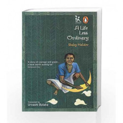 Life Less Ordinary by Halder, Baby Book-