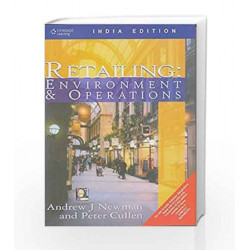 Retailing: Environment & Operations: Environment and Operations by Peter Cullen Book-9788131501634