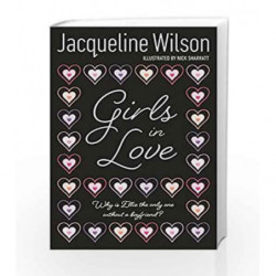 Girls in Love by Jacqueline Wilson Book-9780552557337