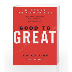 Good To Great: Why Some Companies Make the Leap...And Others Don't by Jim Collins Book-9780712676090