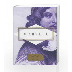 Marvell Poems (Everyman's Library POCKET POETS) by Marvell, Andrew Book-9781841597614