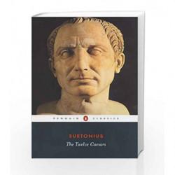 The Twelve Caesars (Penguin Classics) by Suetonius Book-9780140455168