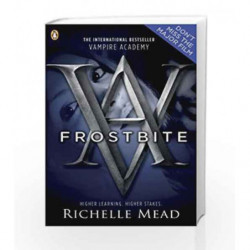 Vampire Academy Frostbite by Richelle Mead Book-9780141328546