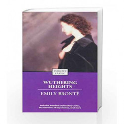 Wuthering Heights (Penguin Clothbound Classics) by Emily Brontë Book-9780141439556