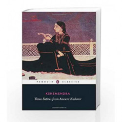 Three Satires from Ancient Kashmir by Haksar,  A. N. D. Book-9780143063230