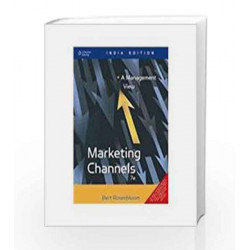 Marketing Channels by Bert Rosenbloom - Drexel University Book-9788131502808