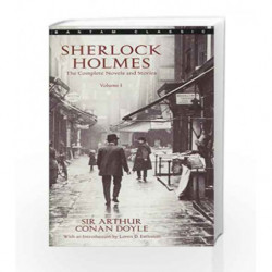 1: Sherlock Holmes: The Complete Novels and Stories - Vol. 1 by DOYLE ARTHUR CA Book-9780553212419