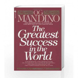 The Greatest Success in the World by Og Mandino Book-9780553278255
