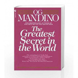The Greatest Secret in the World by Og Mandino Book-9780553280388